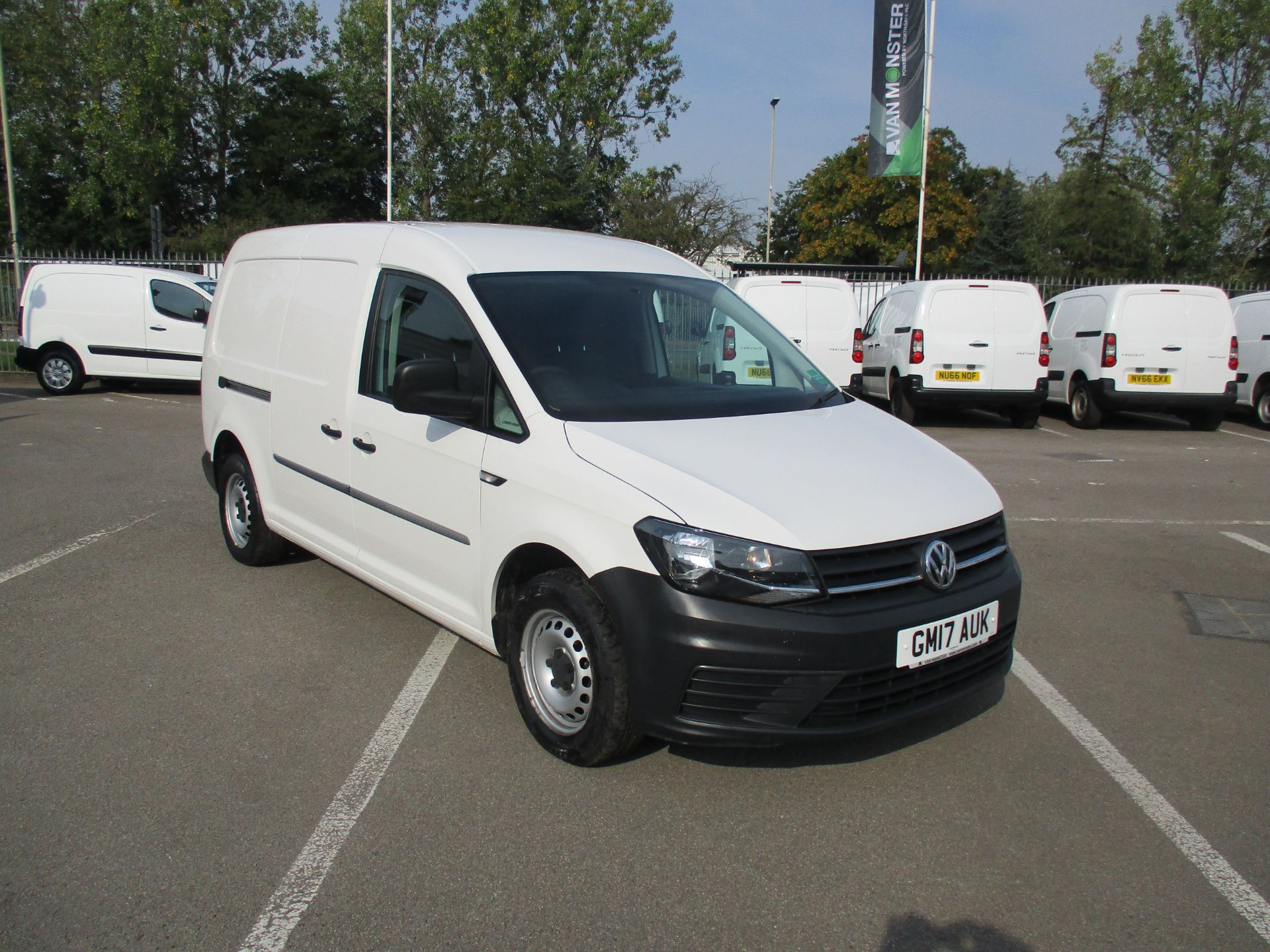 2017 Volkswagen Caddy Maxi 2.0 Tdi Bluemotion Tech 102Ps Startline Van EURO 6 (GM17AUK)