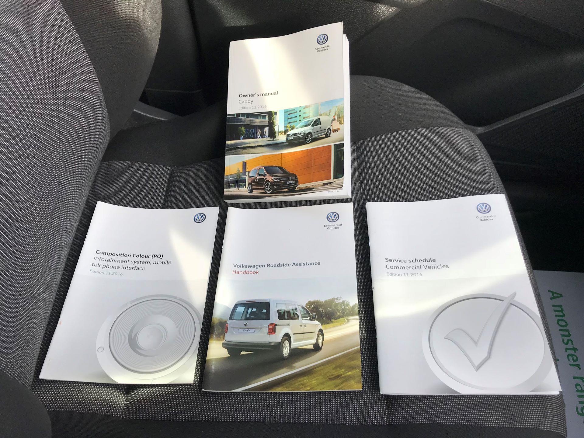 2017 Volkswagen Caddy Maxi  2.0 102PS BLUEMOTION TECH 102 STARTLINE EURO 6 (GM17OFX) Image 31
