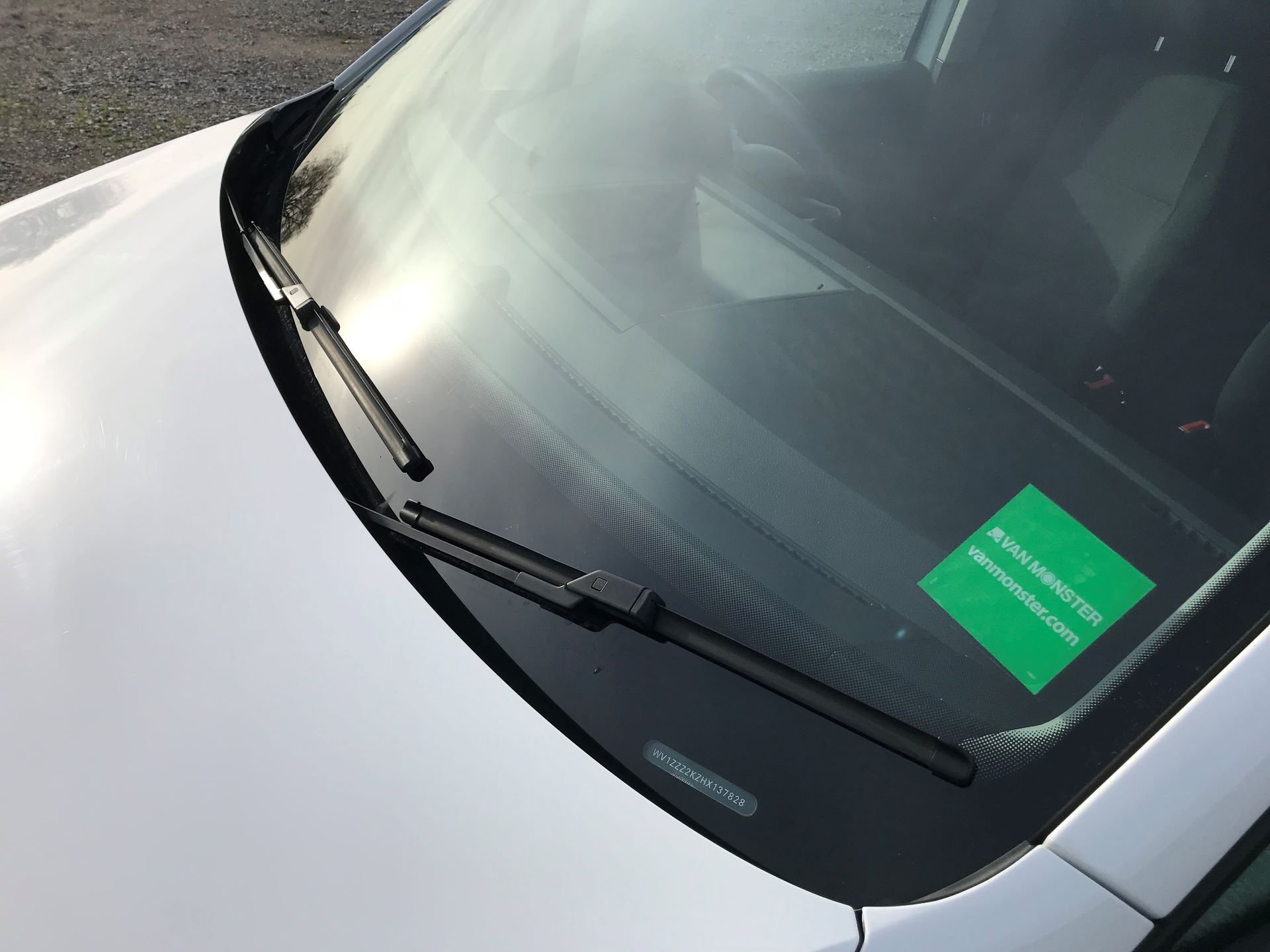 2017 Volkswagen Caddy Maxi  2.0 102PS BLUEMOTION TECH 102 STARTLINE EURO 6 (GM17OFX) Image 20