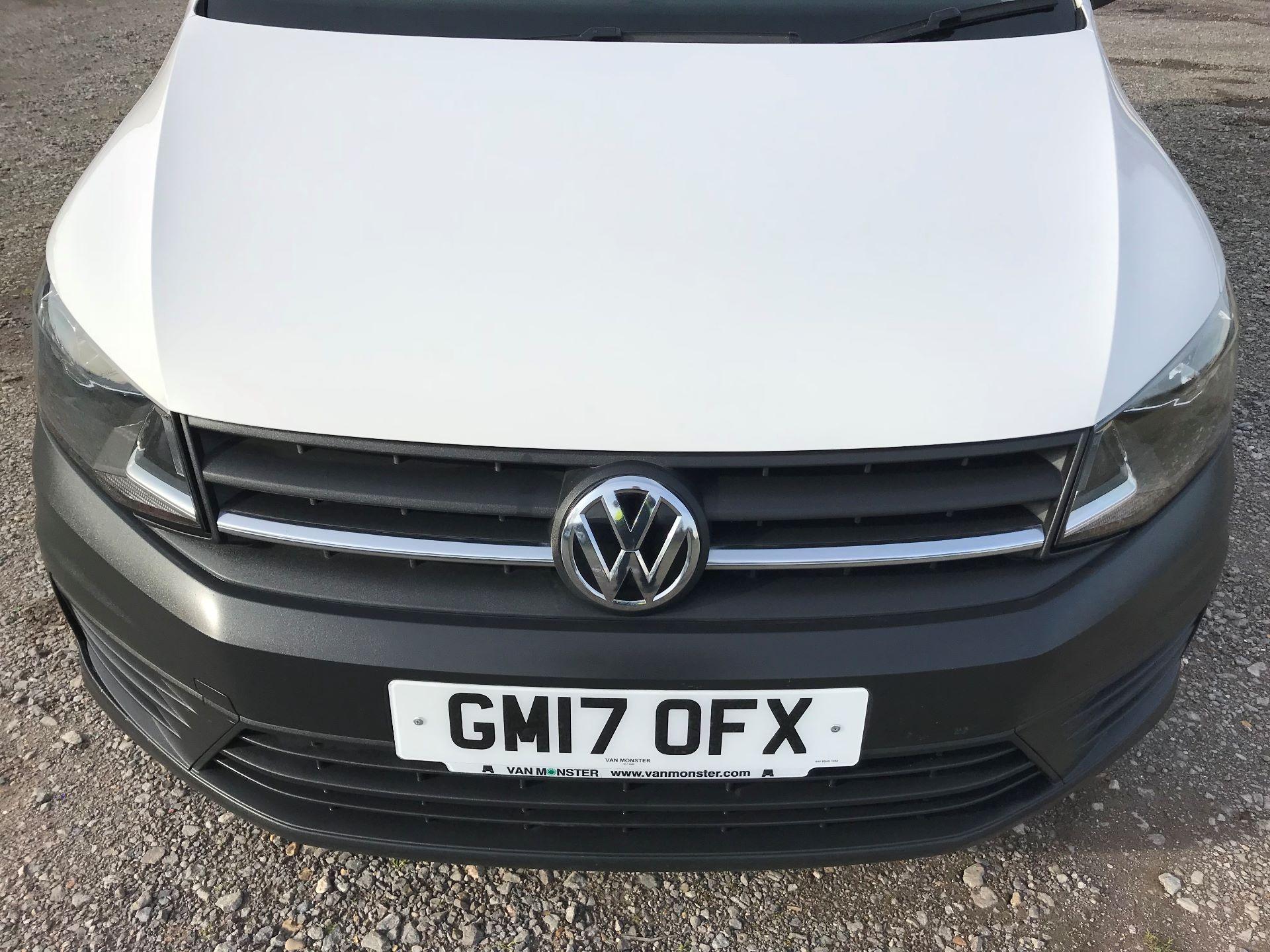 2017 Volkswagen Caddy Maxi  2.0 102PS BLUEMOTION TECH 102 STARTLINE EURO 6 (GM17OFX) Image 15