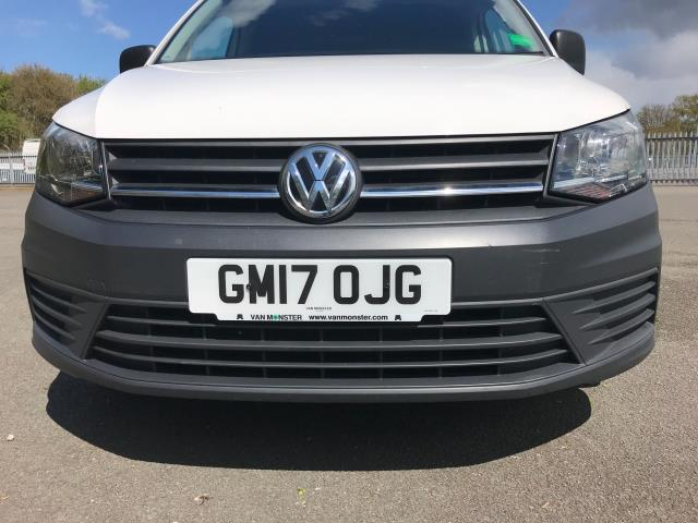 2017 Volkswagen Caddy Maxi  2.0 102PS BLUEMOTION TECH 102 STARTLINE EURO 6 (GM17OJG) Image 11