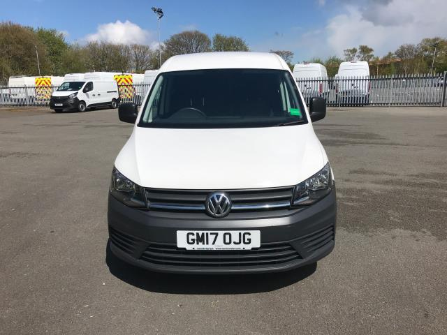 2017 Volkswagen Caddy Maxi  2.0 102PS BLUEMOTION TECH 102 STARTLINE EURO 6 (GM17OJG) Image 2