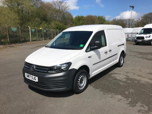 2017 Volkswagen Caddy Maxi  2.0 102PS BLUEMOTION TECH 102 STARTLINE EURO 6 (GM17OJG) Image 3