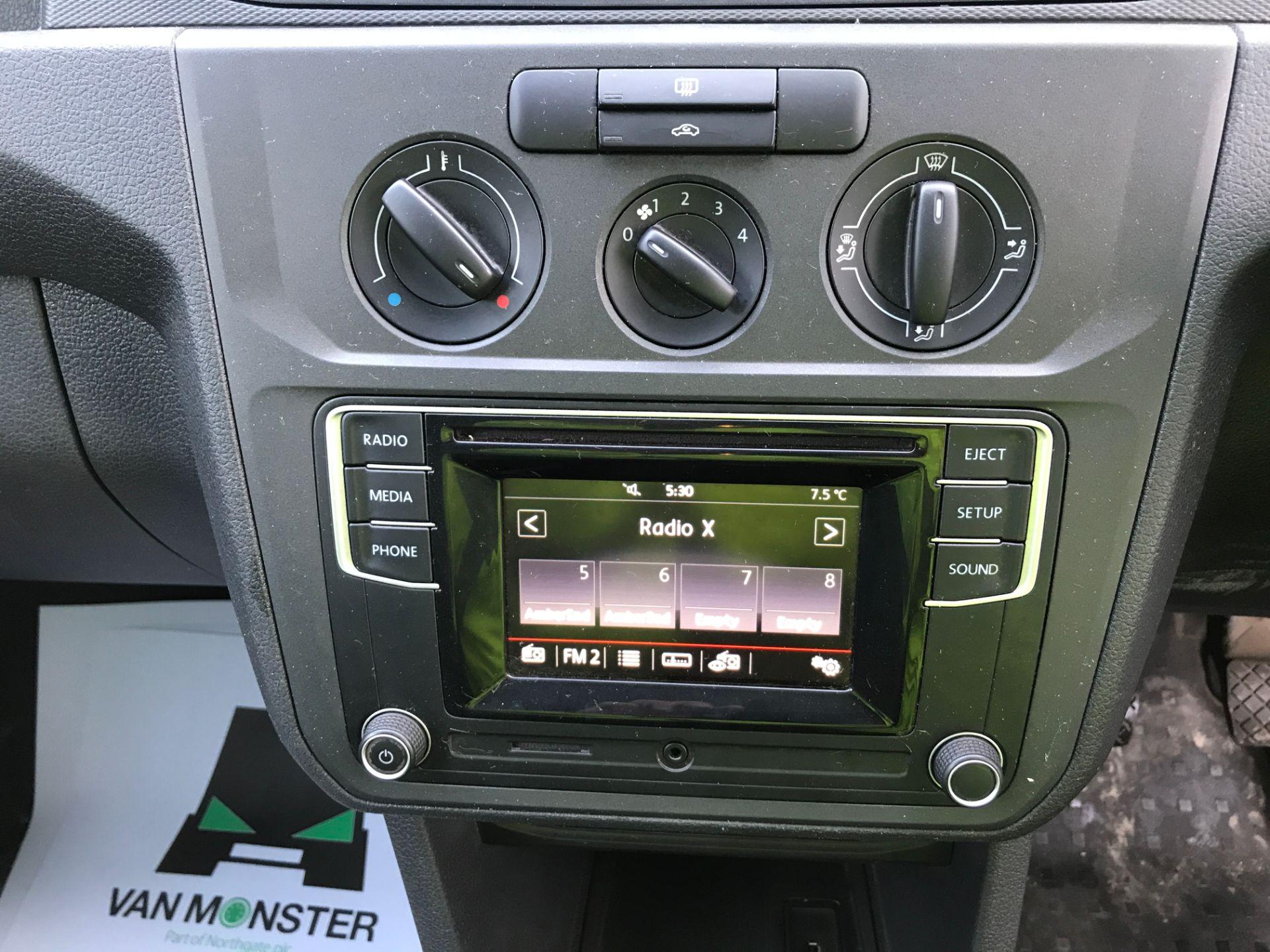 2017 Volkswagen Caddy 2.0TDI 102PS BLUEMOTION TECH STARTLINE EURO 6 (GM17SFE) Image 3