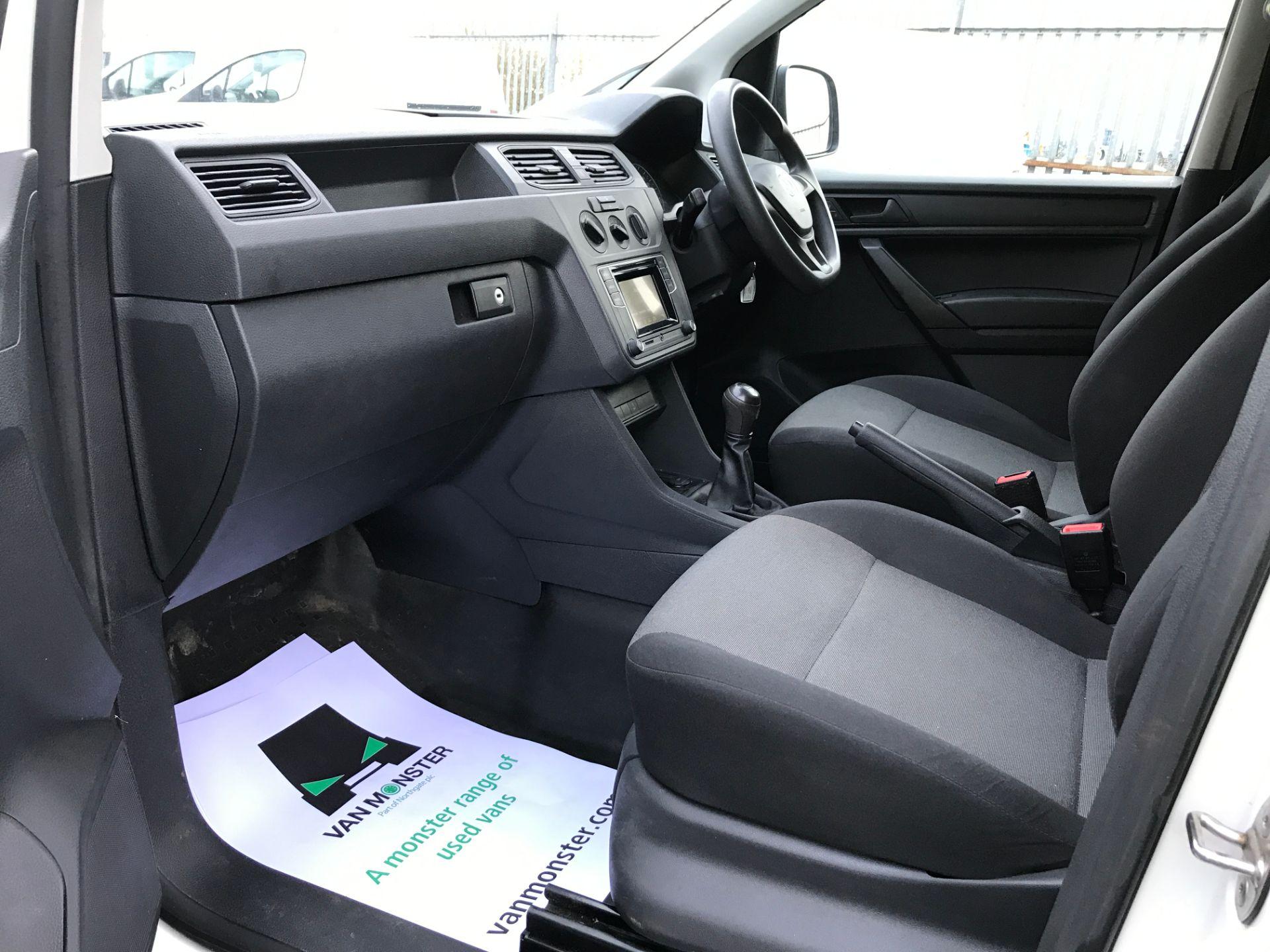 2017 Volkswagen Caddy 2.0TDI 102PS BLUEMOTION TECH STARTLINE EURO 6 (GM17SFE) Image 12