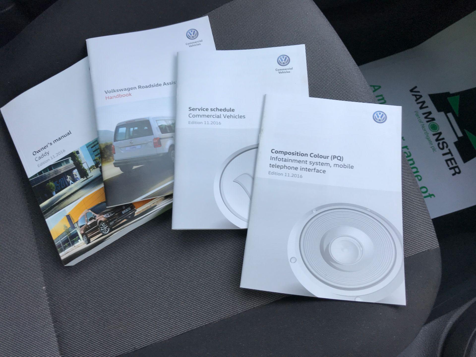 2017 Volkswagen Caddy 2.0TDI 102PS BLUEMOTION TECH STARTLINE EURO 6 (GM17SFE) Image 26