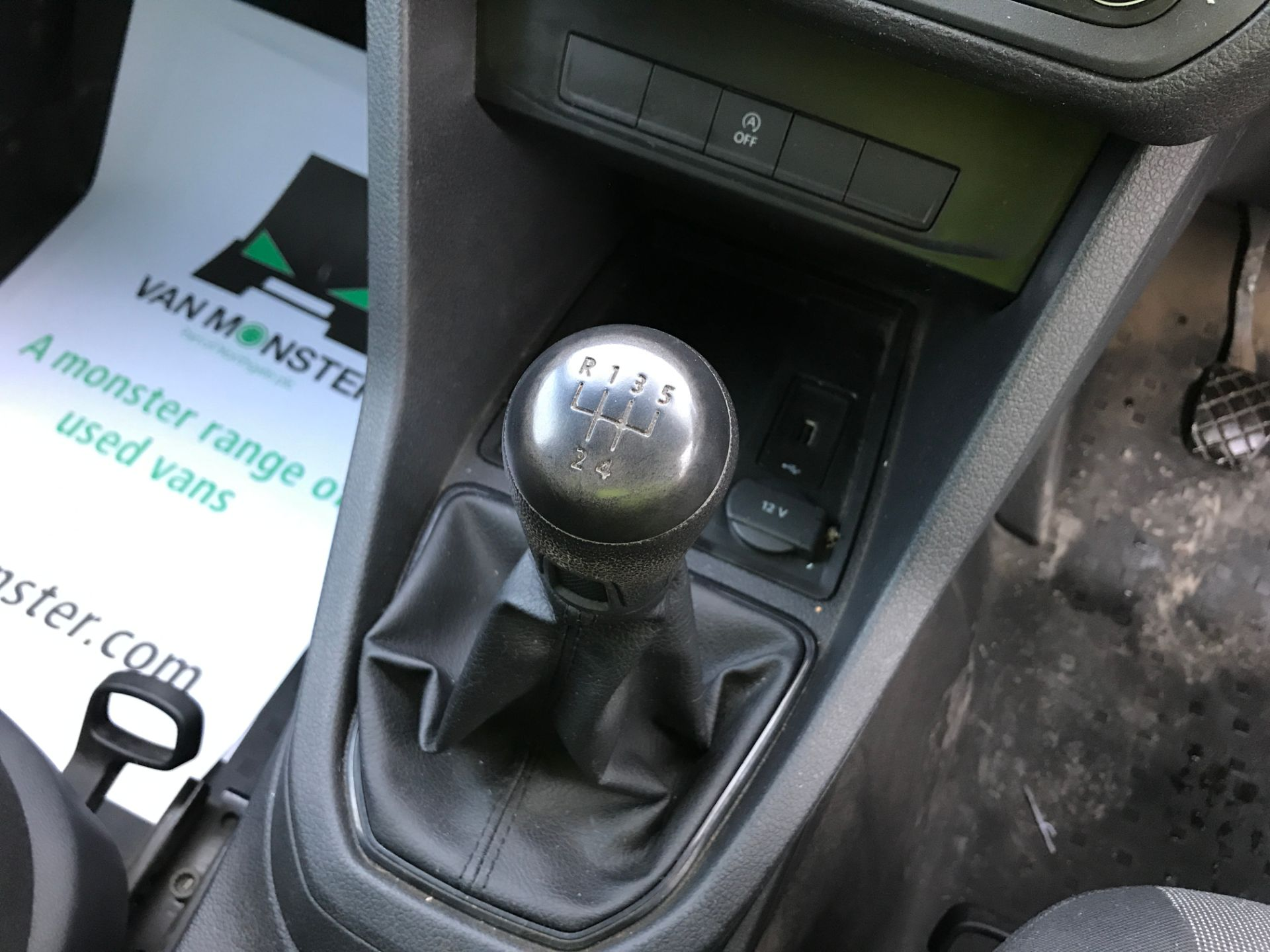 2017 Volkswagen Caddy 2.0TDI 102PS BLUEMOTION TECH STARTLINE EURO 6 (GM17SFE) Image 4