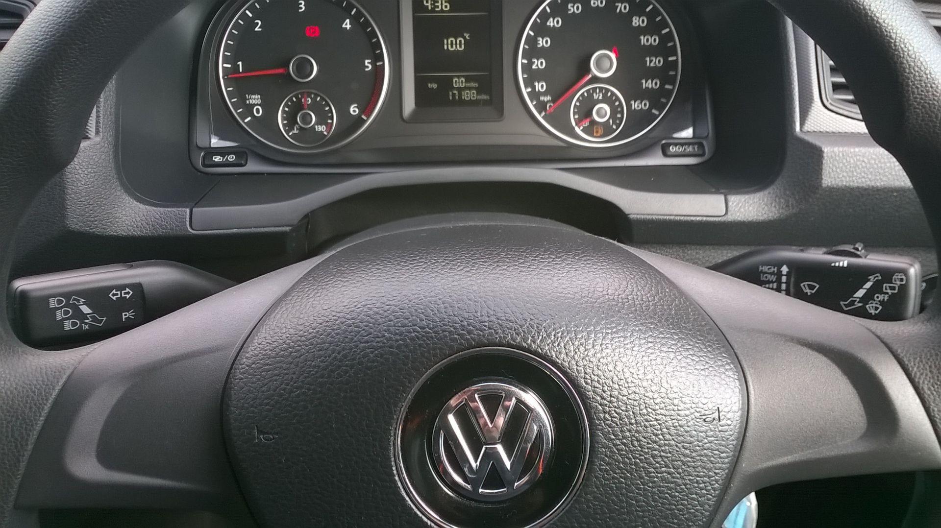 2017 Volkswagen Caddy 2.0 TDI BLUEMOTION TECH 102PS STARTLINE EURO 6 (GM17SFK) Image 21