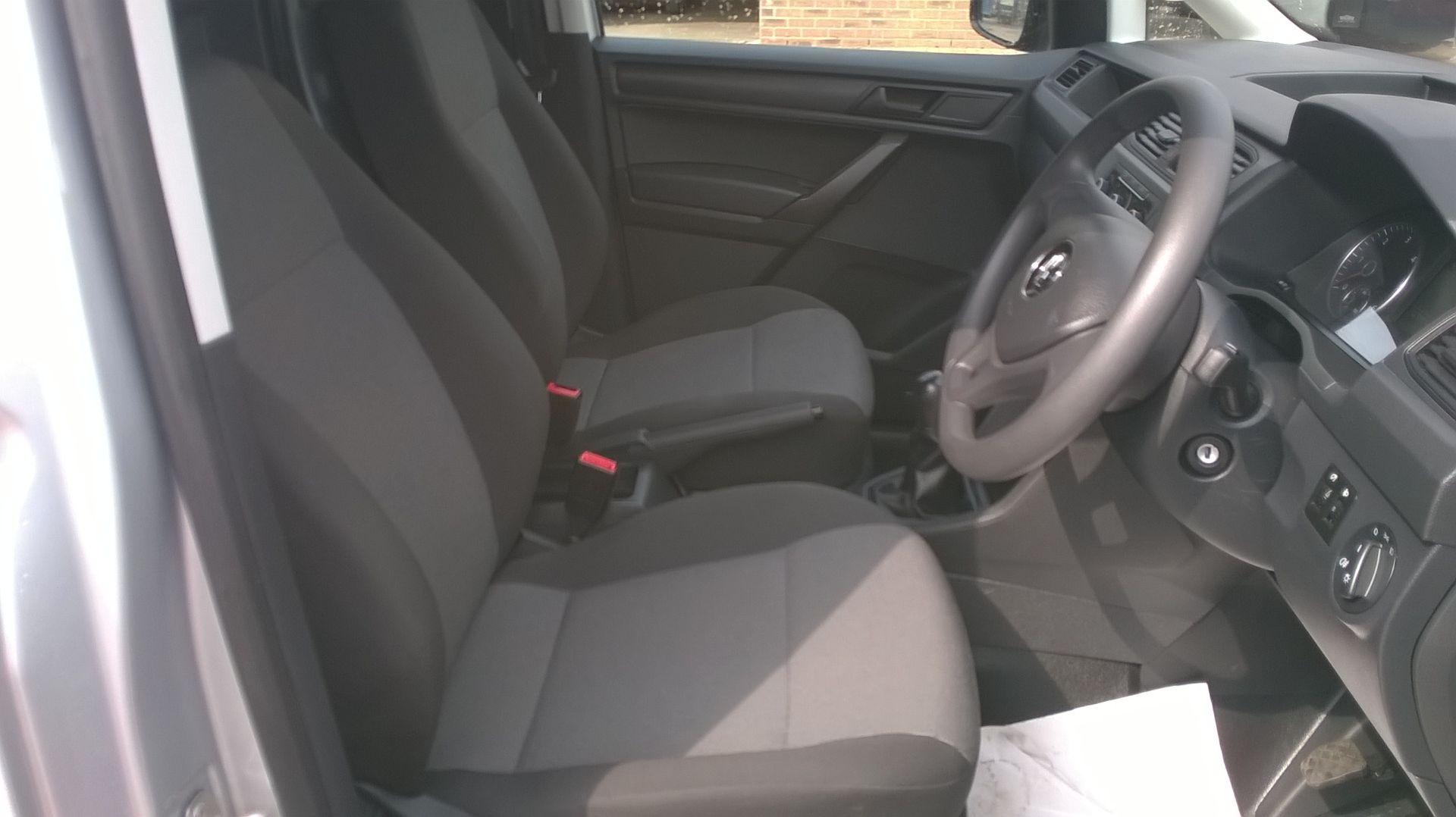2017 Volkswagen Caddy 2.0 TDI BLUEMOTION TECH 102PS STARTLINE EURO 6 (GM17SFK) Image 18