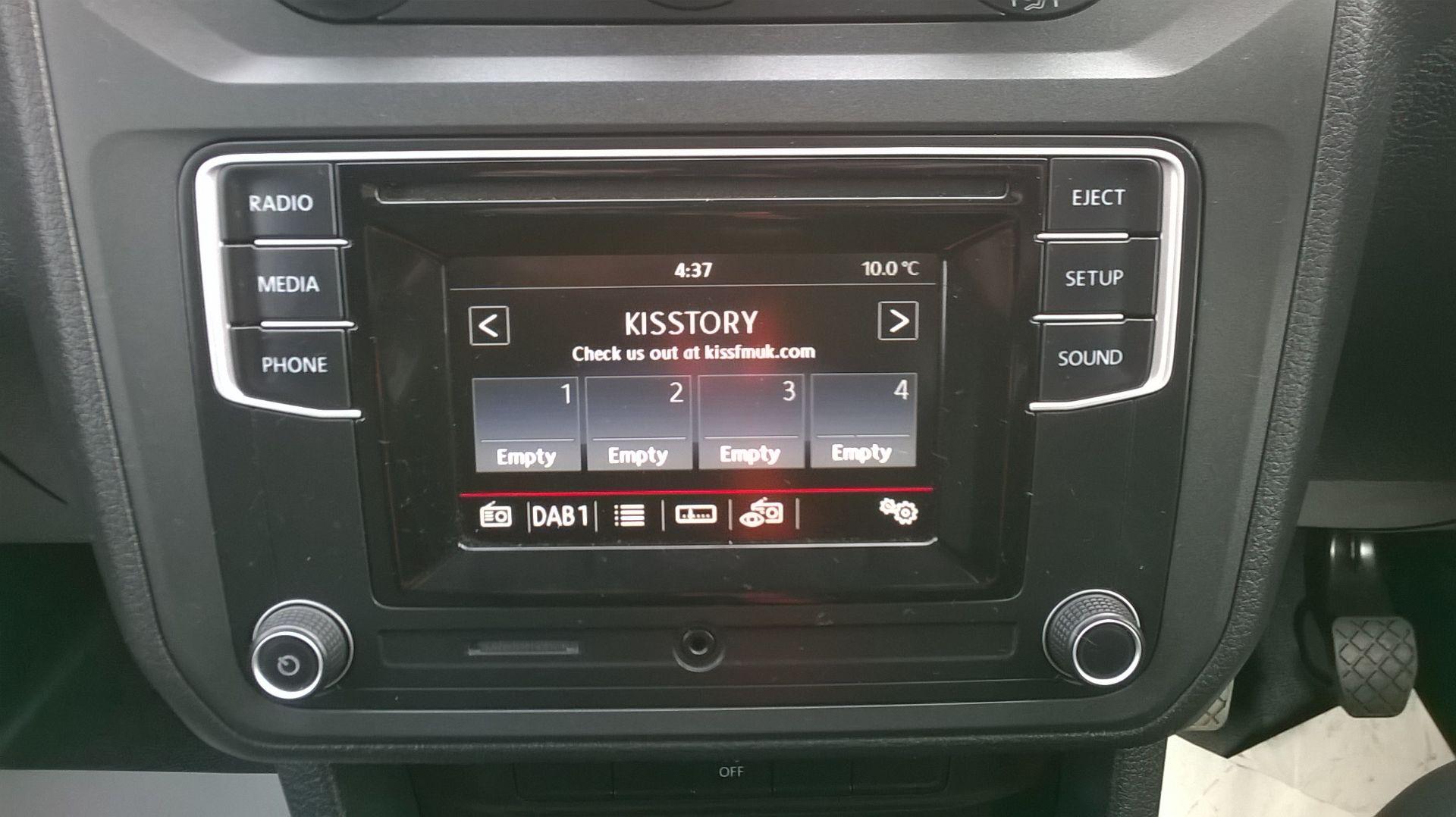 2017 Volkswagen Caddy 2.0 TDI BLUEMOTION TECH 102PS STARTLINE EURO 6 (GM17SFK) Image 23