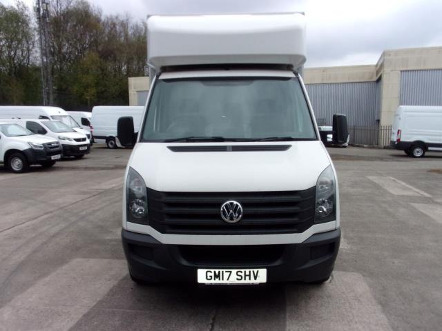 2017 Volkswagen Crafter CR35 LWB 2.0 Tdi Bmt 140Ps Luton with Tail Lift  (GM17SHV) Image 16