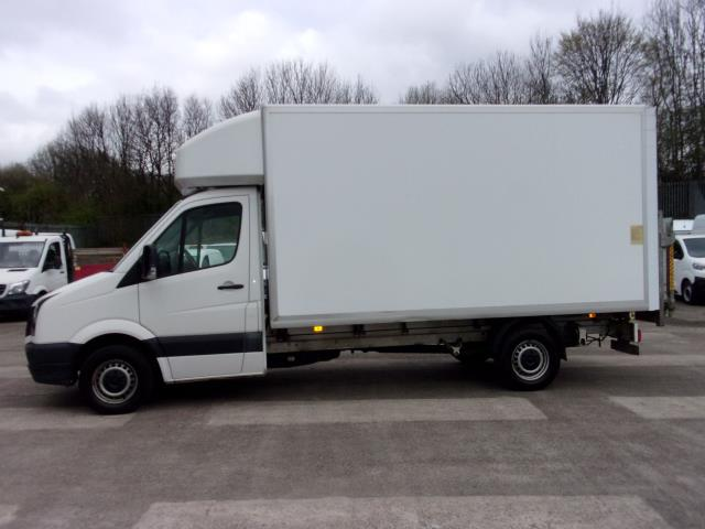 2017 Volkswagen Crafter CR35 LWB 2.0 Tdi Bmt 140Ps Luton with Tail Lift  (GM17SHV) Image 13