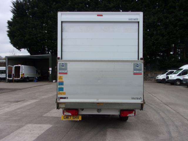 2017 Volkswagen Crafter CR35 LWB 2.0 Tdi Bmt 140Ps Luton with Tail Lift  (GM17SHV) Image 11