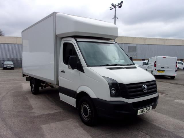 2017 Volkswagen Crafter CR35 LWB 2.0 Tdi Bmt 140Ps Luton with Tail Lift  (GM17SHV) Image 1