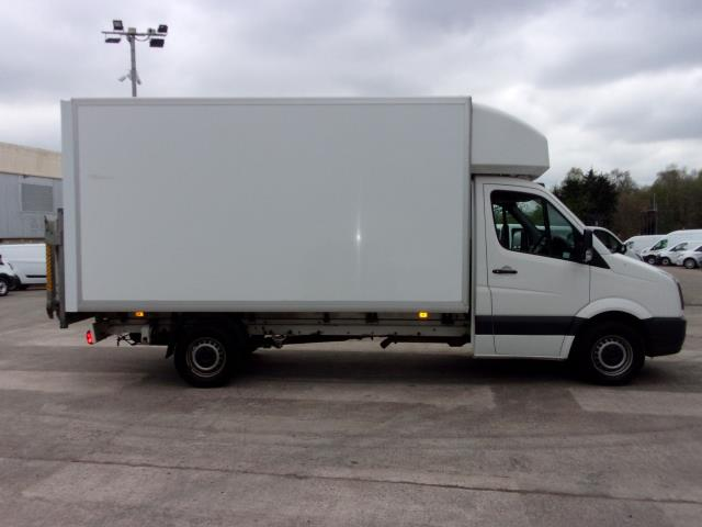 2017 Volkswagen Crafter CR35 LWB 2.0 Tdi Bmt 140Ps Luton with Tail Lift  (GM17SHV) Image 9