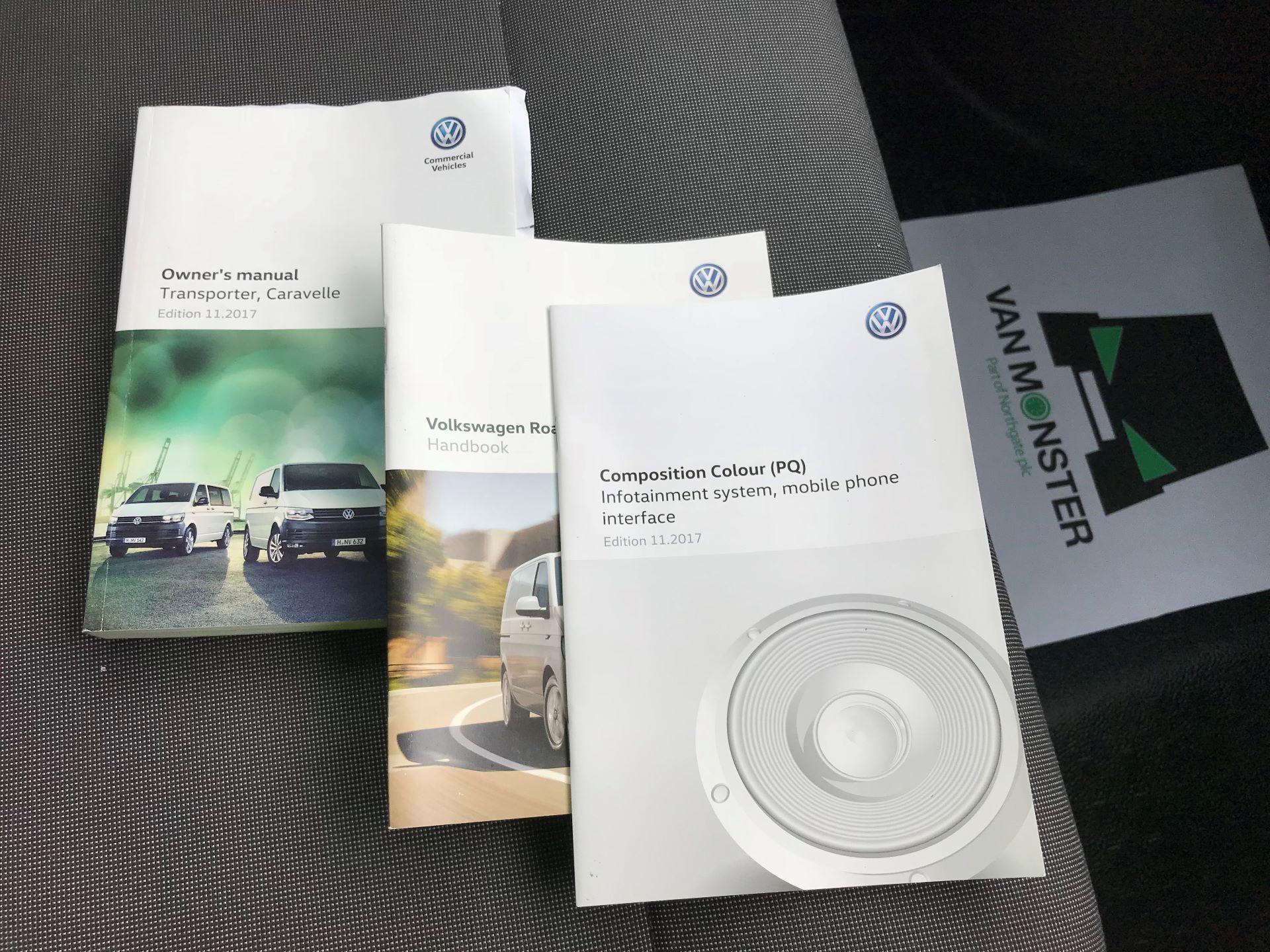 2018 Volkswagen Transporter 2.0 TDI BMT 102 STARTLINE EURO 6 (GM18KWN) Image 23