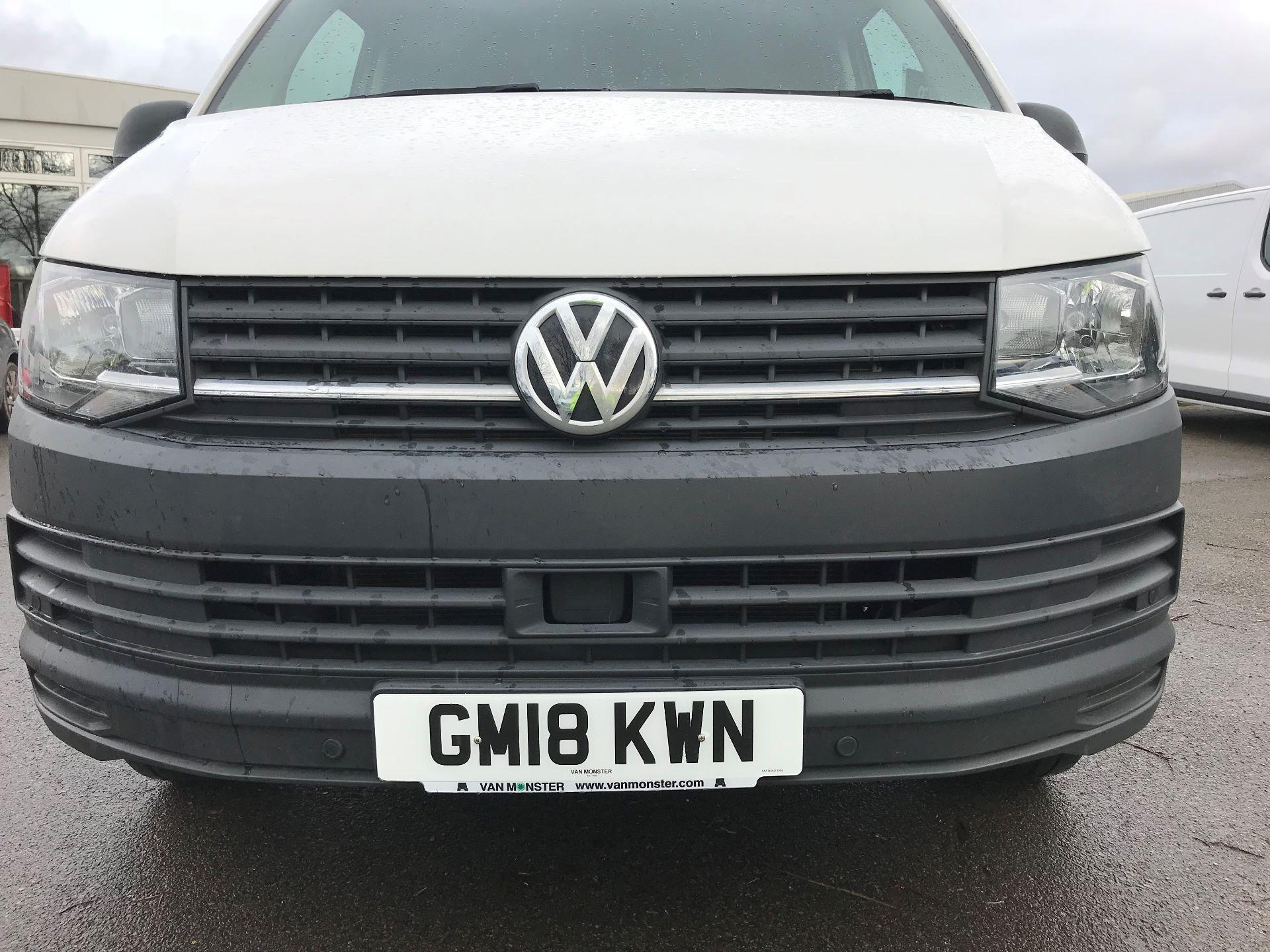 2018 Volkswagen Transporter 2.0 TDI BMT 102 STARTLINE EURO 6 (GM18KWN) Image 11