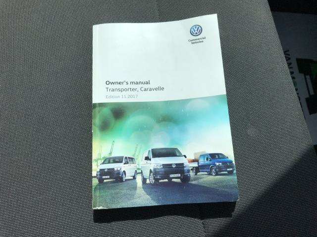 2018 Volkswagen Transporter  T30 LWB 2.0TDI BMT 102PS STARTLINE EURO 6 (GM18KZU) Image 25