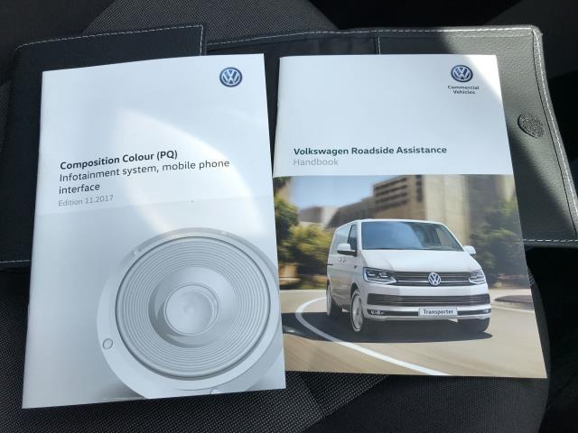 2018 Volkswagen Caddy 2.0TDI BLUEMOTION TECH 102PS TRENDLINE  AIR CON EURO 6 (GM18XDF) Image 26