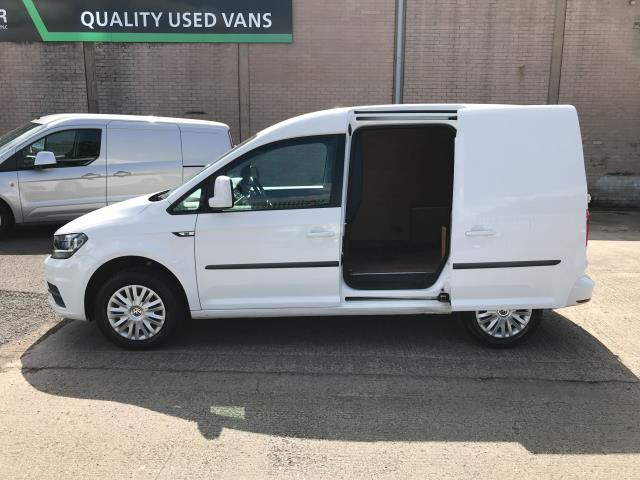 2018 Volkswagen Caddy 2.0TDI BLUEMOTION TECH 102PS TRENDLINE  AIR CON EURO 6 (GM18XDF) Image 7