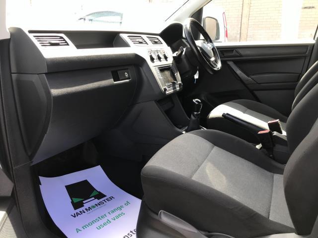 2018 Volkswagen Caddy 2.0TDI BLUEMOTION TECH 102PS TRENDLINE  AIR CON EURO 6 (GM18XDF) Image 16