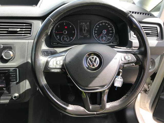 2018 Volkswagen Caddy 2.0TDI BLUEMOTION TECH 102PS TRENDLINE  AIR CON EURO 6 (GM18XDF) Image 11