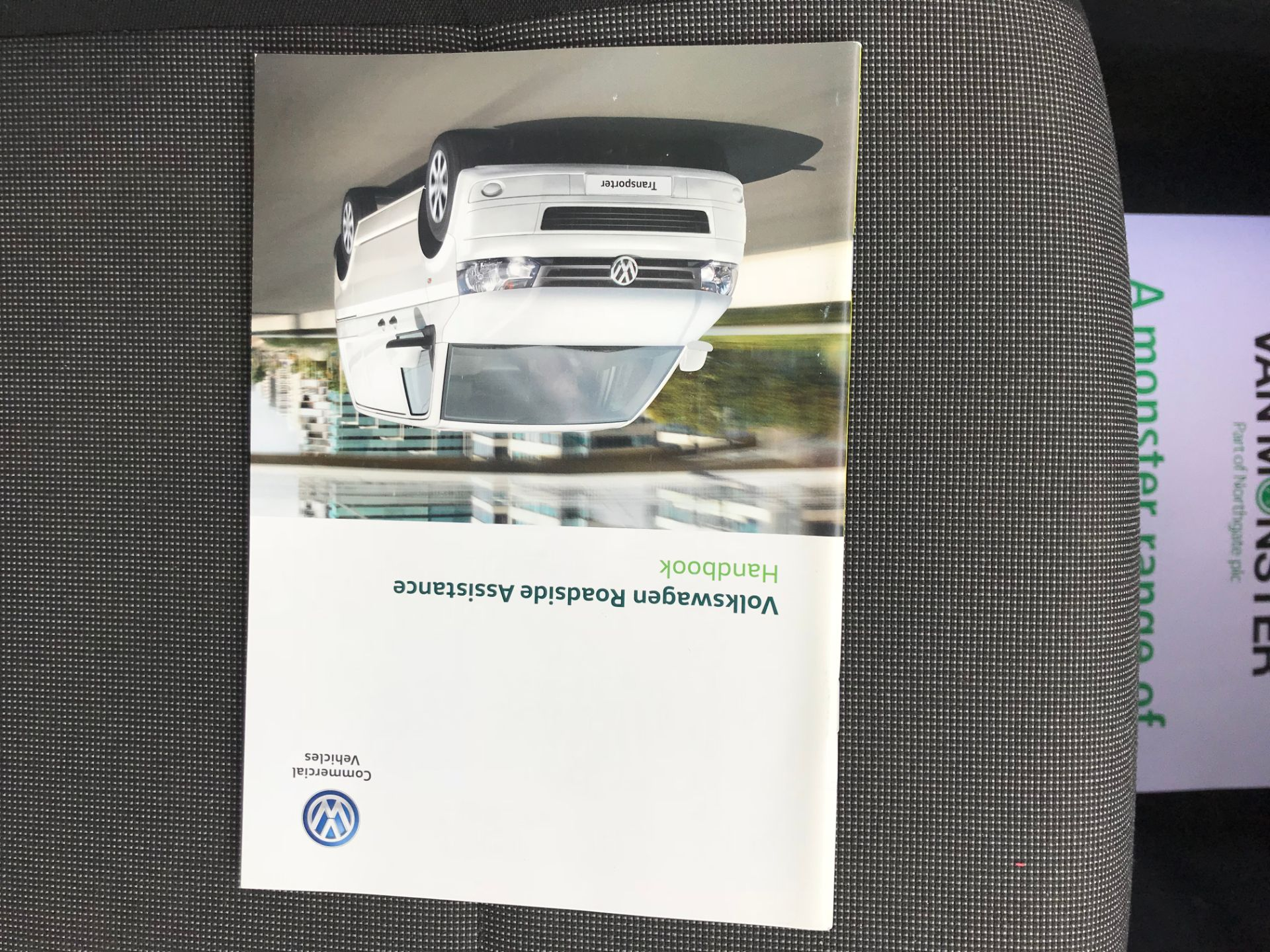 2017 Volkswagen Caddy 2.0 Tdi Bluemotion Tech 102Ps Startline Van (GM66FWU) Image 45