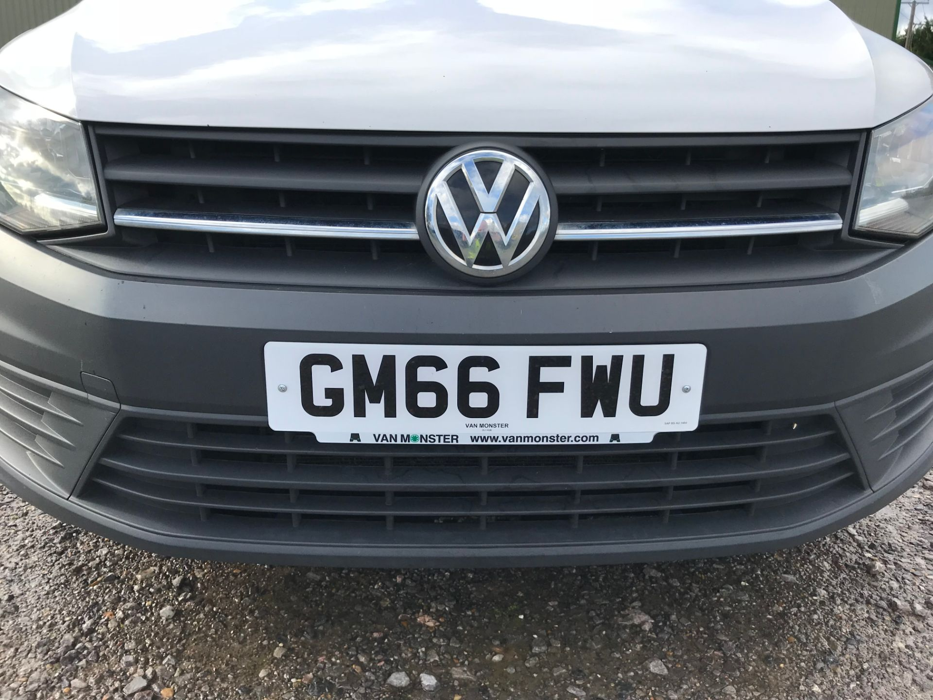 2017 Volkswagen Caddy 2.0 Tdi Bluemotion Tech 102Ps Startline Van (GM66FWU) Image 34