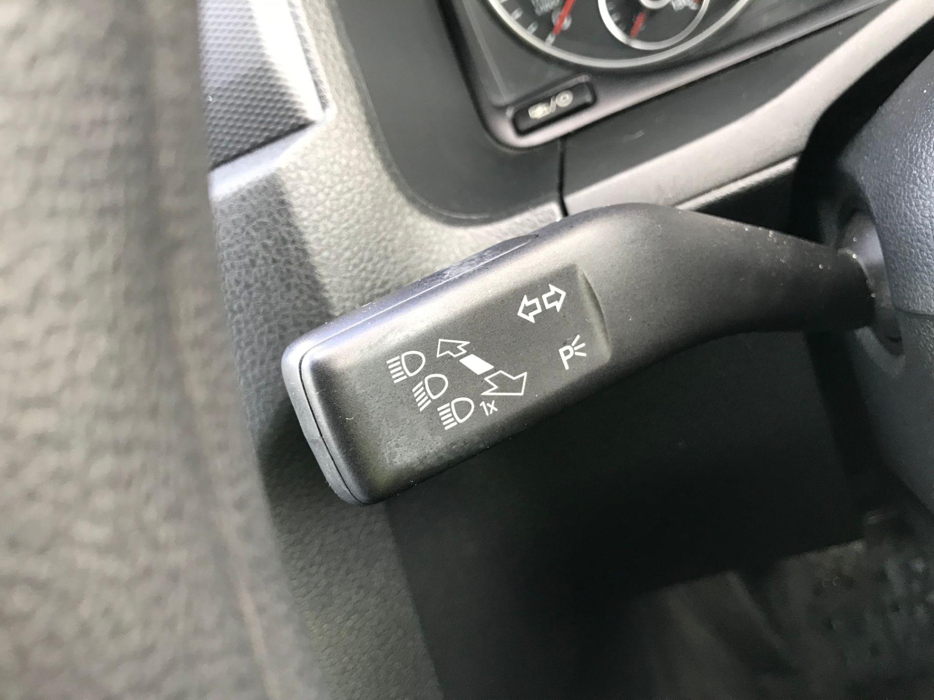 2017 Volkswagen Caddy 2.0 Tdi Bluemotion Tech 102Ps Startline Van (GM66FWU) Image 24
