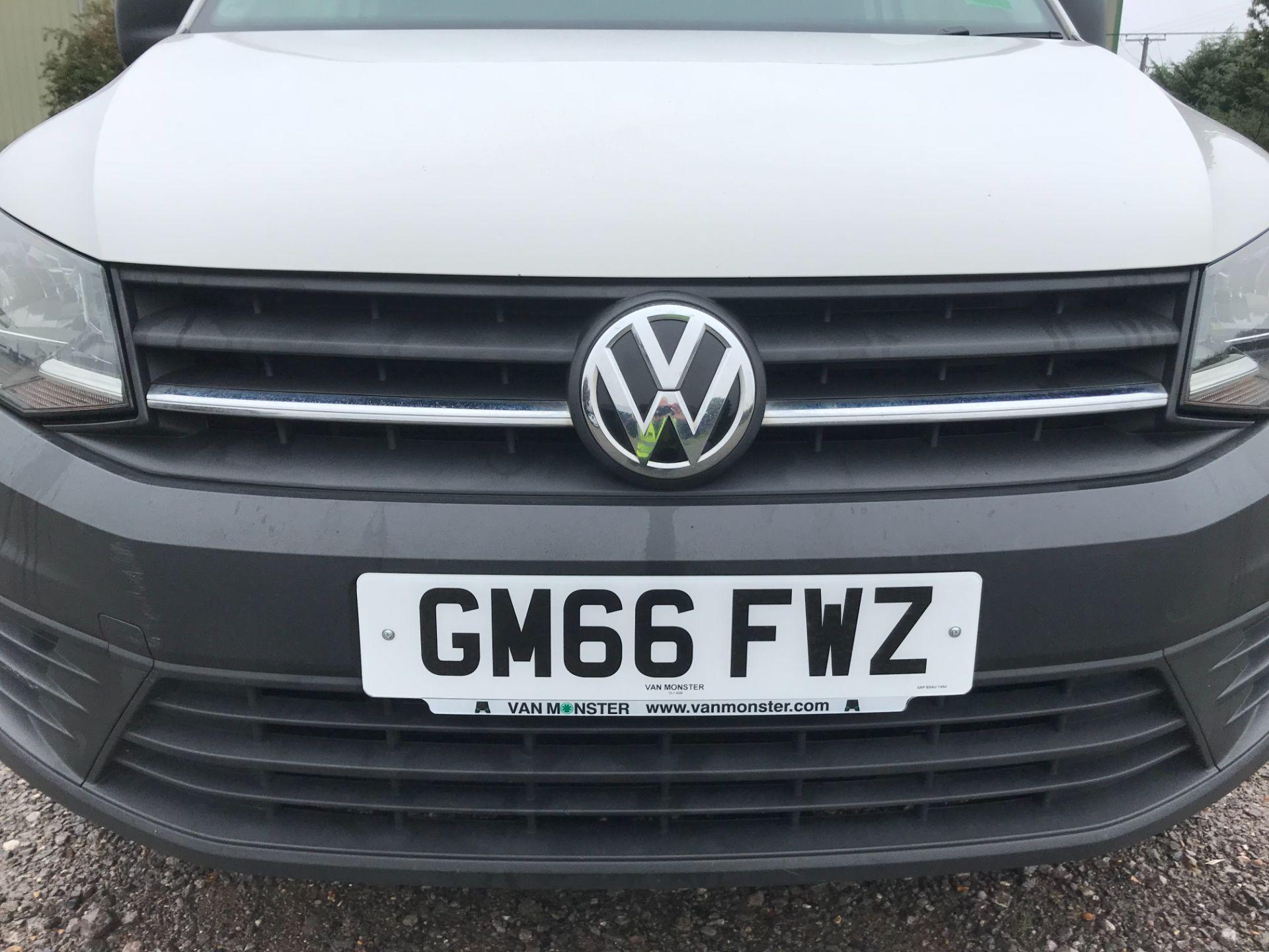 2017 Volkswagen Caddy 2.0 Tdi Bluemotion Tech 102Ps Startline Van (GM66FWZ) Image 30