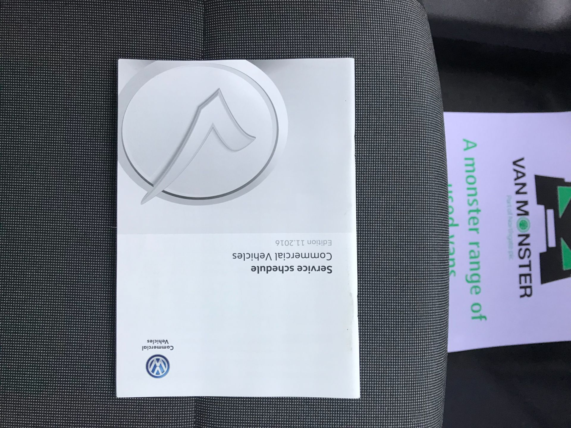 2017 Volkswagen Caddy 2.0 Tdi Bluemotion Tech 102Ps Startline Van (GM66FWZ) Image 41