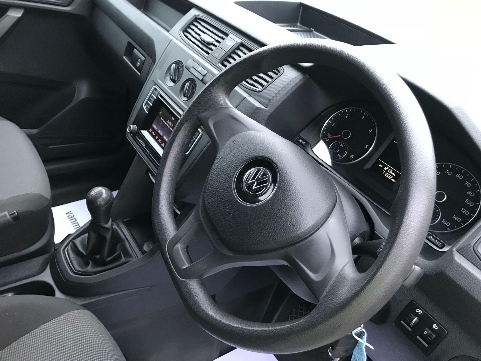 2017 Volkswagen Caddy 2.0 Tdi Bluemotion Tech 102Ps Startline Van (GM66FWZ) Image 21