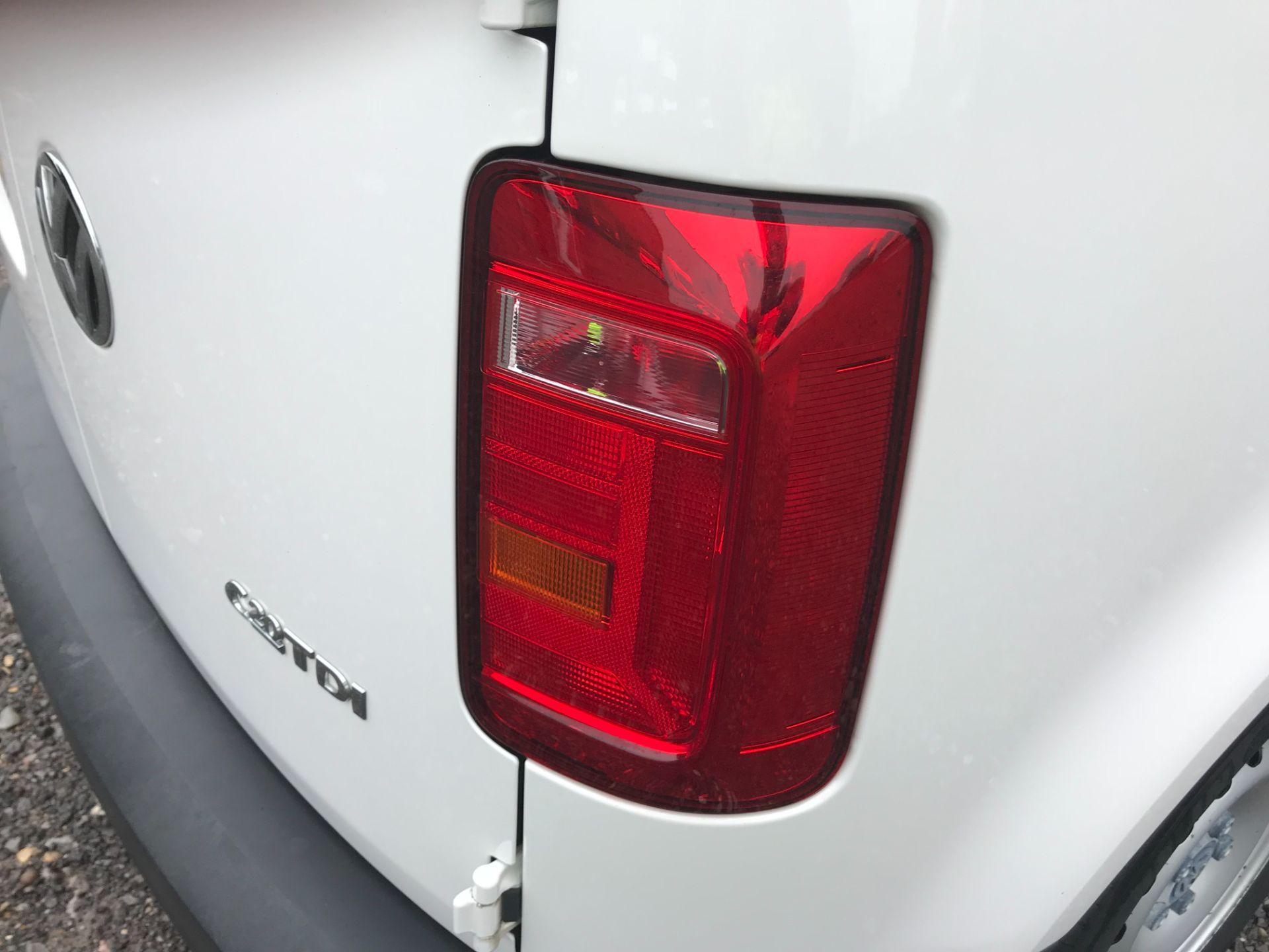 2017 Volkswagen Caddy 2.0 Tdi Bluemotion Tech 102Ps Startline Van (GM66FWZ) Image 37