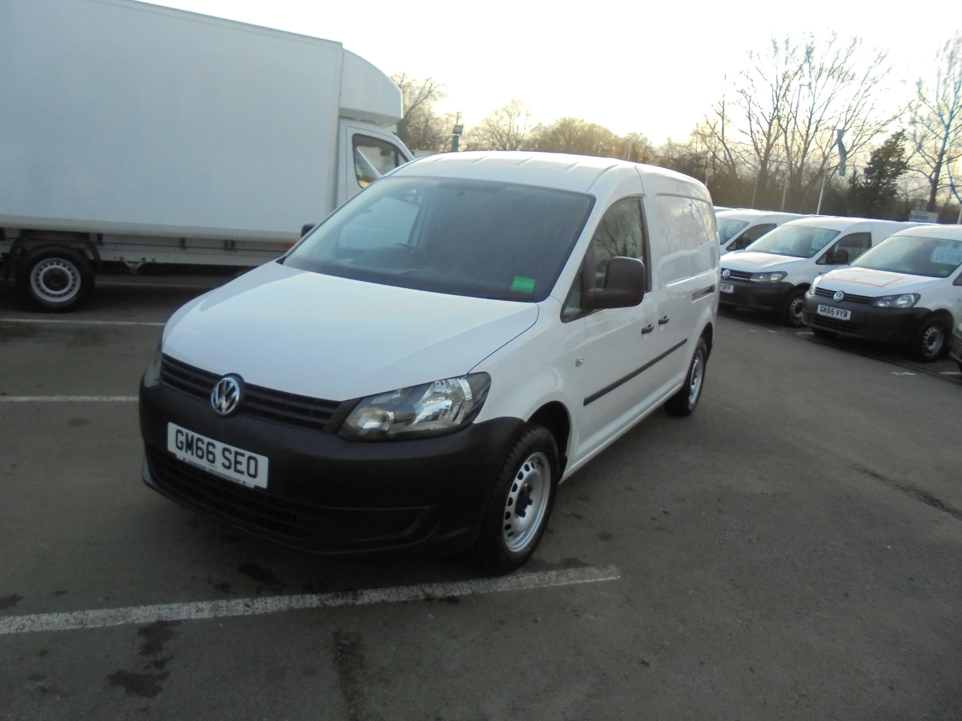 2017 Volkswagen Caddy Maxi 2.0 102PS BLUEMOTION TECH 102 STARTLINE EURO 6 (GM66SEO) Image 10