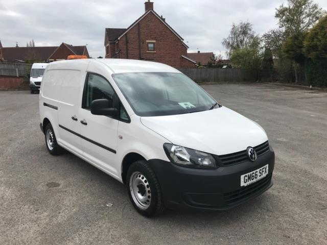 2017 Volkswagen Caddy 1.6 Tdi 102Ps Startline Van (GM66SFX)