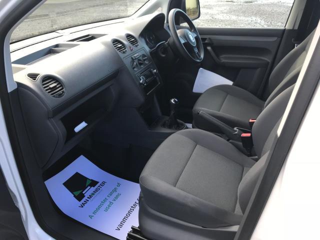 2017 Volkswagen Caddy Maxi 1.6 Tdi 102Ps Startline Van (GM66SJX) Image 24