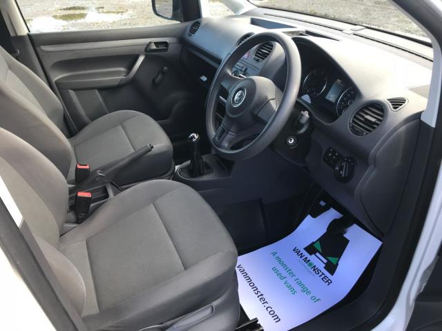 2017 Volkswagen Caddy Maxi 1.6 Tdi 102Ps Startline Van (GM66SJX) Image 25