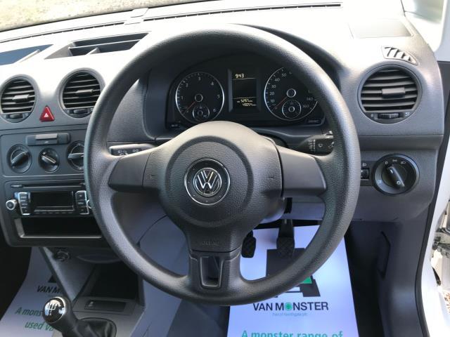 2017 Volkswagen Caddy Maxi 1.6 Tdi 102Ps Startline Van (GM66SJX) Image 28