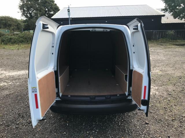 2017 Volkswagen Caddy Maxi 1.6 Tdi 102Ps Startline Van (GM66SJX) Image 11