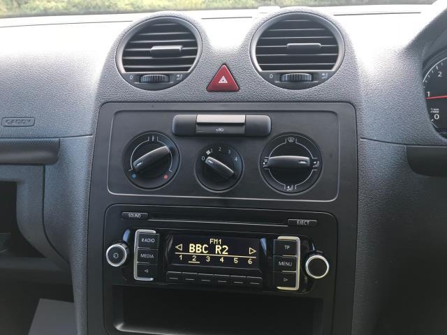 2017 Volkswagen Caddy Maxi 1.6 Tdi 102Ps Startline Van (GM66SJX) Image 30
