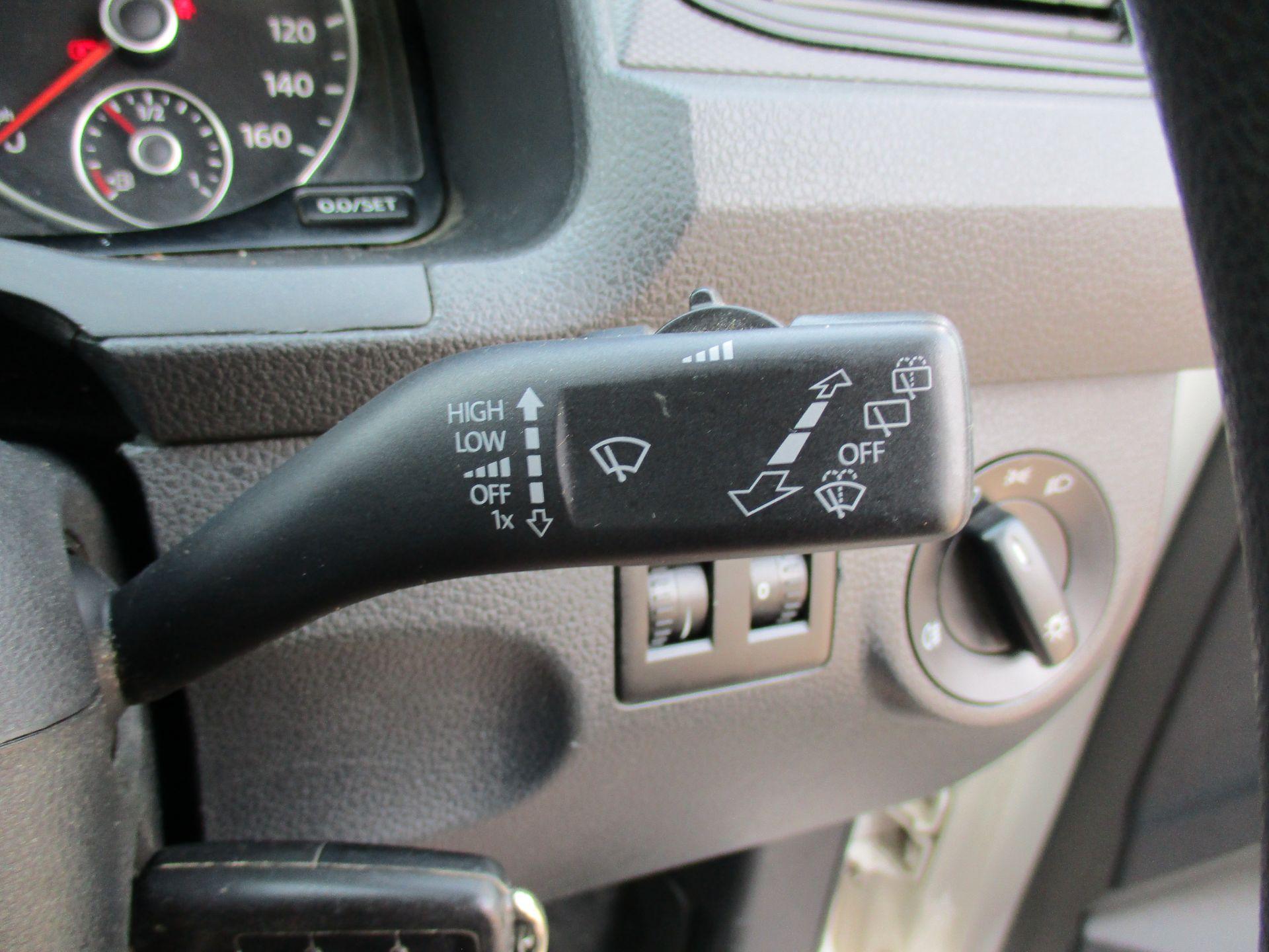 2017 Volkswagen Caddy 2.0 Tdi Bluemotion Tech 102Ps Startline Van (GM66XGG) Image 20