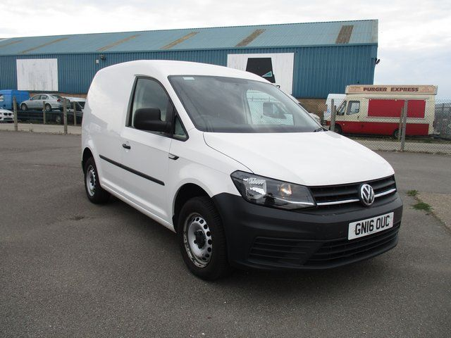 2016 Volkswagen Caddy 2.0 102PS BLUEMOTION TECH 102 STARTLINE EURO 6 (GN16OUC)