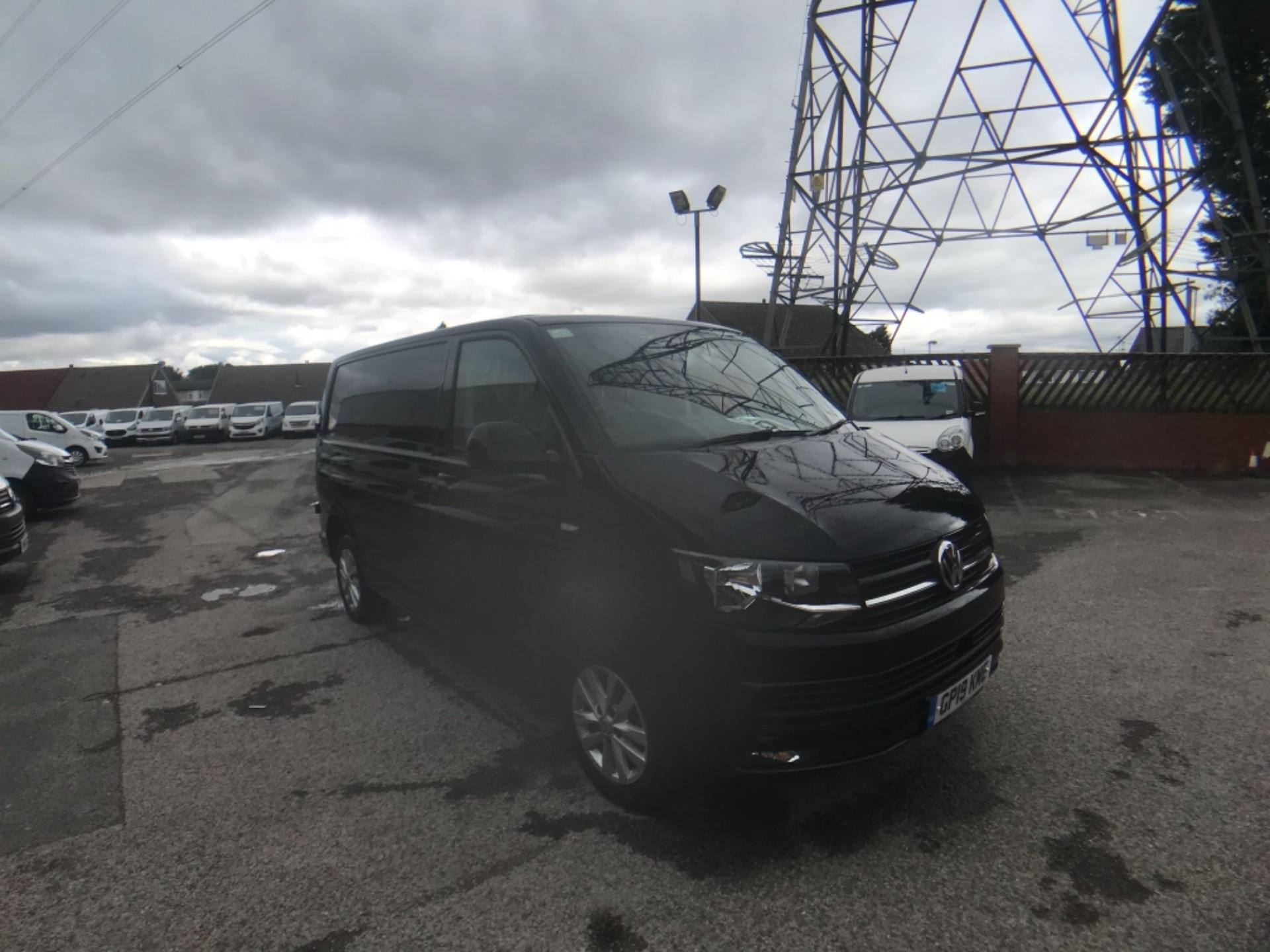 2019 Volkswagen Transporter 2.0 Tdi Bmt 150 Highline Van (GP19KME) Image 1