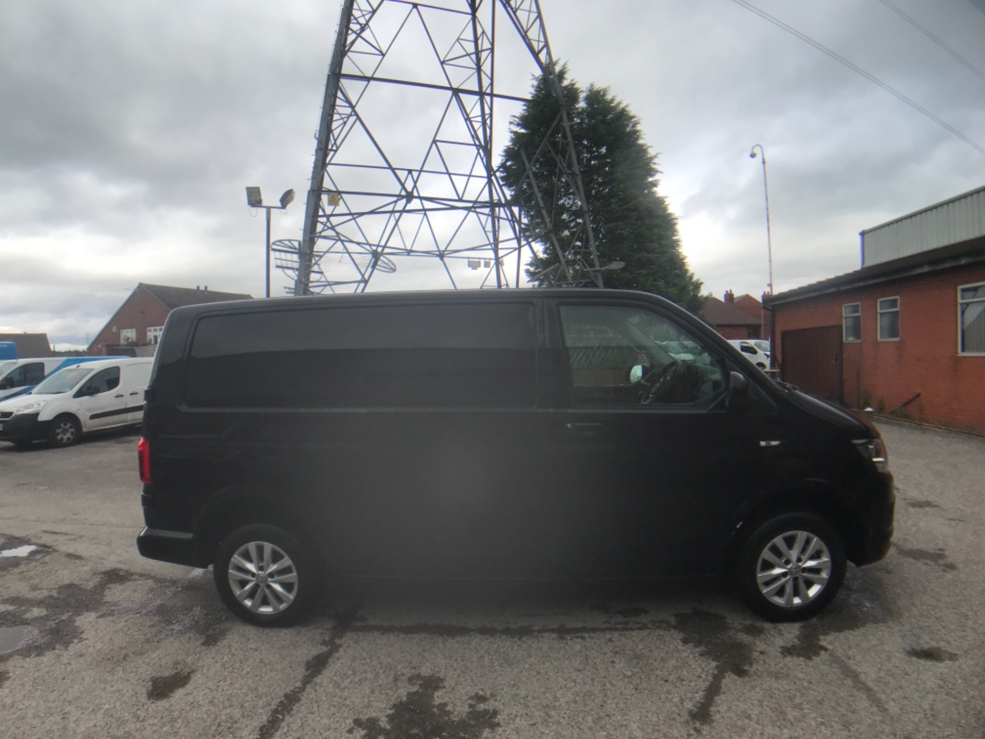 2019 Volkswagen Transporter 2.0 Tdi Bmt 150 Highline Van (GP19KME) Image 8