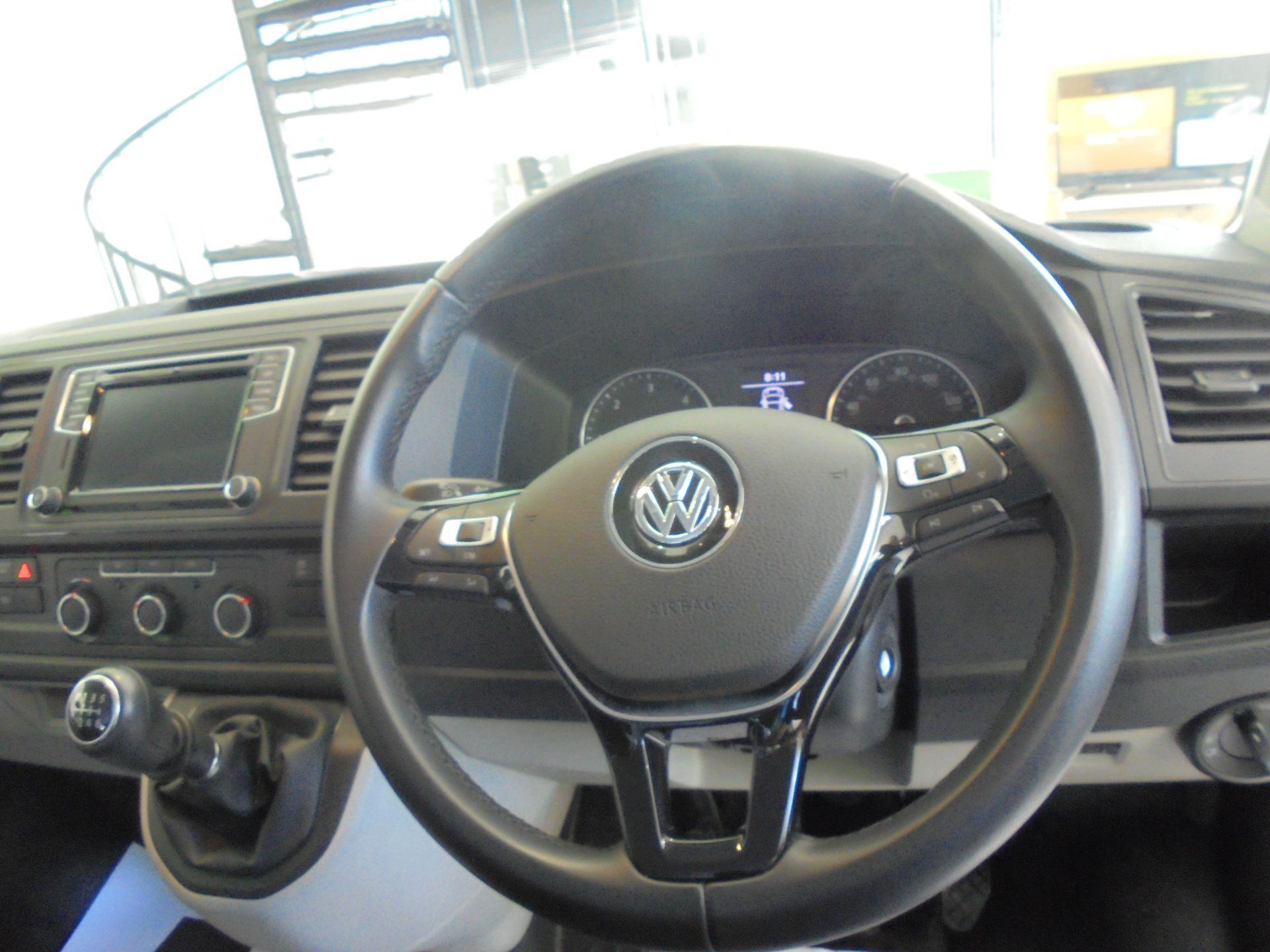 2019 Volkswagen Transporter 2.0 Tdi Bmt 150 Highline Kombi Van (GP19LZE) Image 7