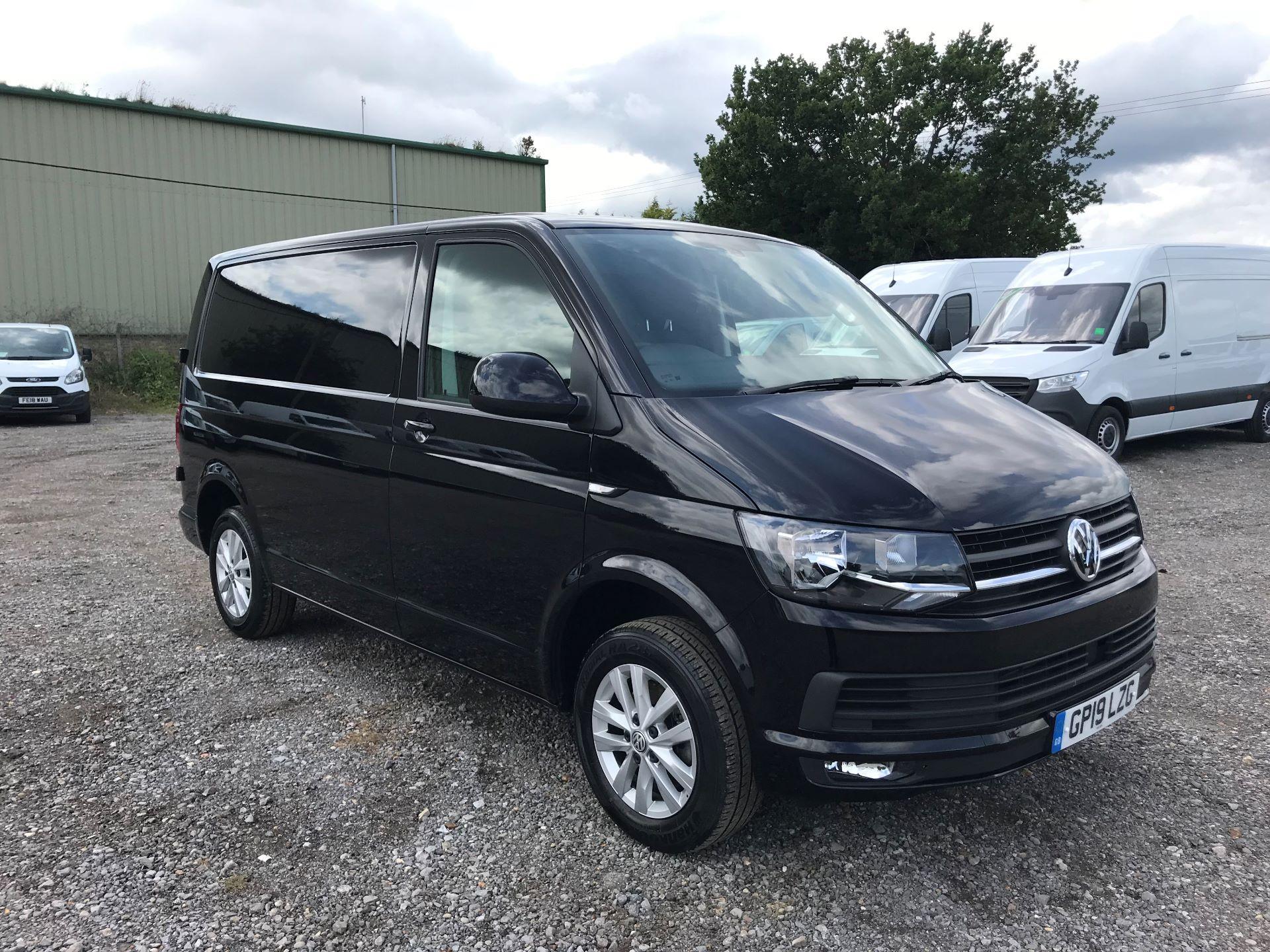 2019 Volkswagen Transporter  T28 SWB DIESEL 2.0 TDI BMT 150 HIGHLINE VAN EURO 6  (GP19LZG)