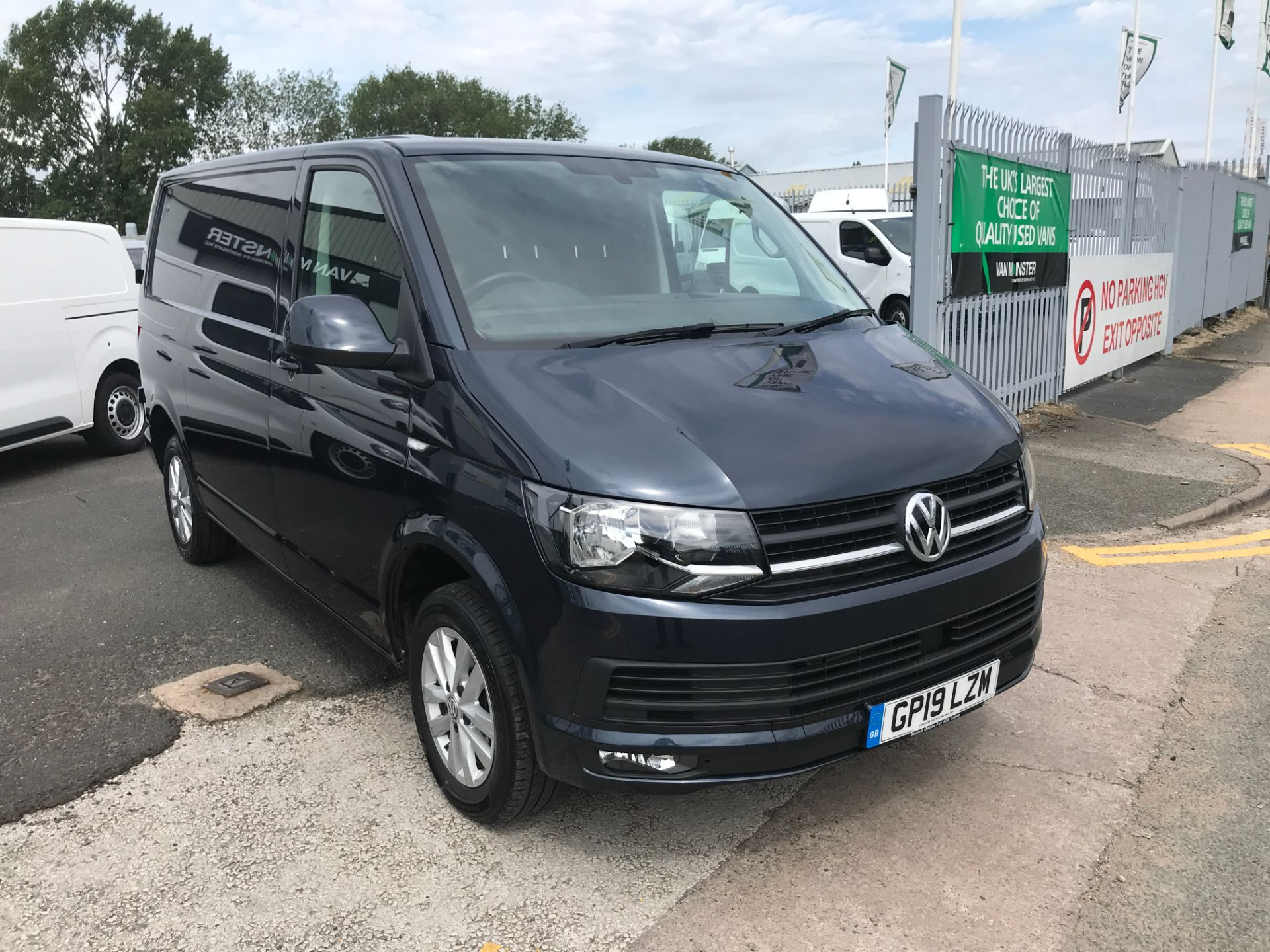 2019 Volkswagen Transporter T28 SWB DIESEL 2.0 TDI BMT 150 HIGHLINE  VAN EURO 6 (GP19LZM)