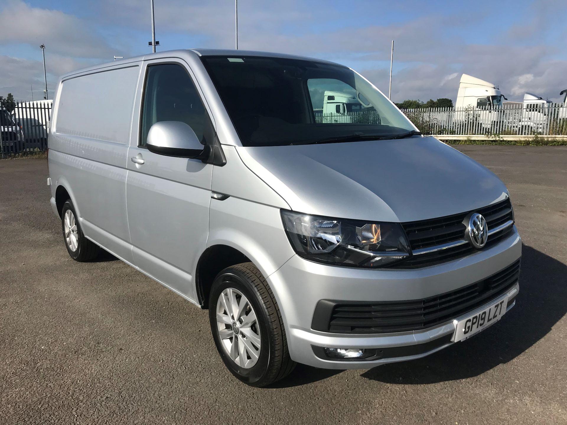 2019 Volkswagen Transporter 2.0 Tdi Bmt 150 Highline Van (GP19LZT)