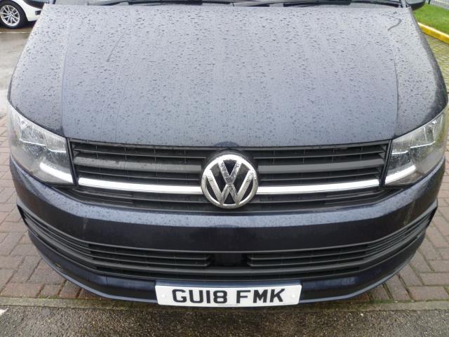 2018 Volkswagen Transporter  T28 SWB DIESEL 2.0 TDI BMT 150 HIGHLINE VAN EURO 6 (GU18FMK) Image 12