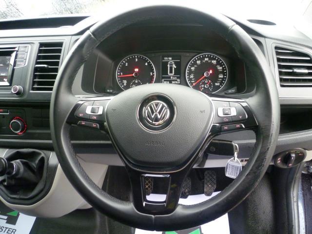 2018 Volkswagen Transporter  T28 SWB DIESEL 2.0 TDI BMT 150 HIGHLINE VAN EURO 6 (GU18FMK) Image 23